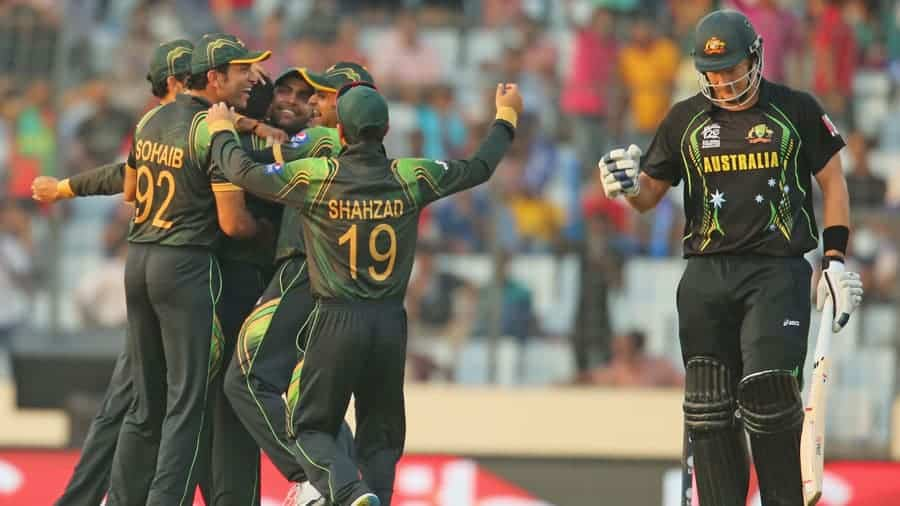 Pakistan steals the game from Australia after Maxwell show