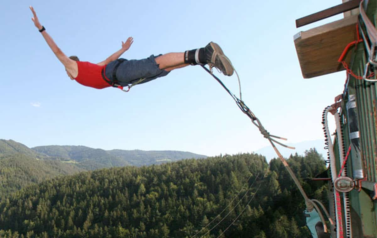 All You Need To Know About Bungee Jumping
