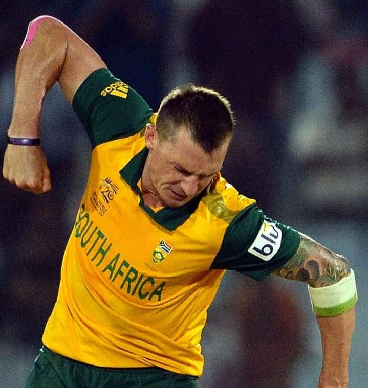 Steyn ensures last ball win for South Africa