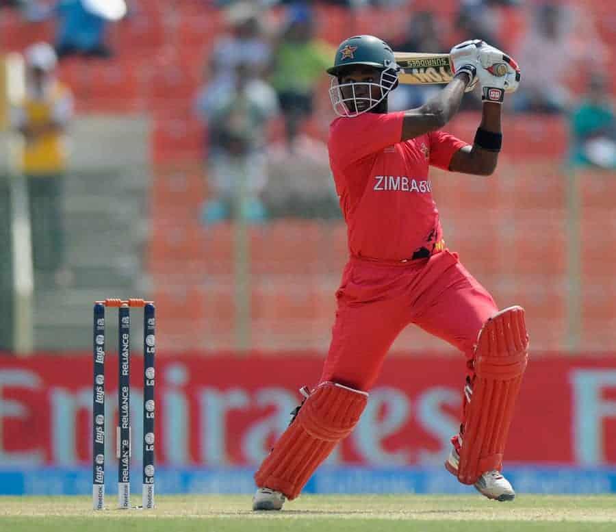 Zimbabwe beat UAE to keep the hope alive