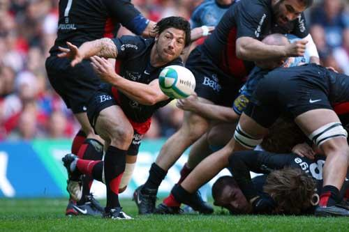Forward Pass Rugby