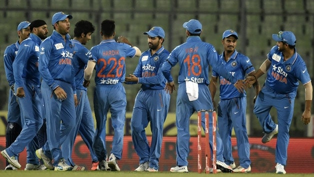 India secures one more easy win
