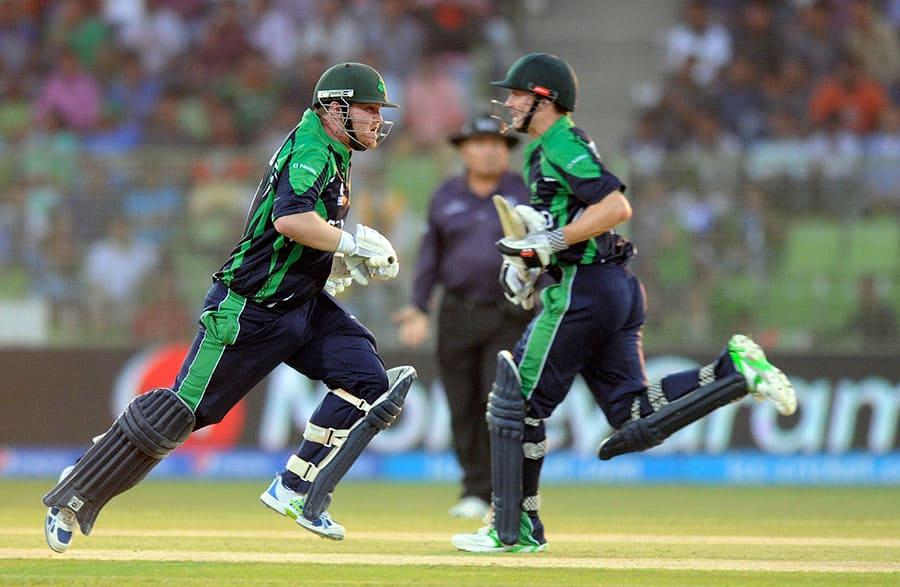 Sidelights – ICC World T20   Zimbabwe Vs Ireland