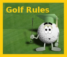 Rules of Golf simplified