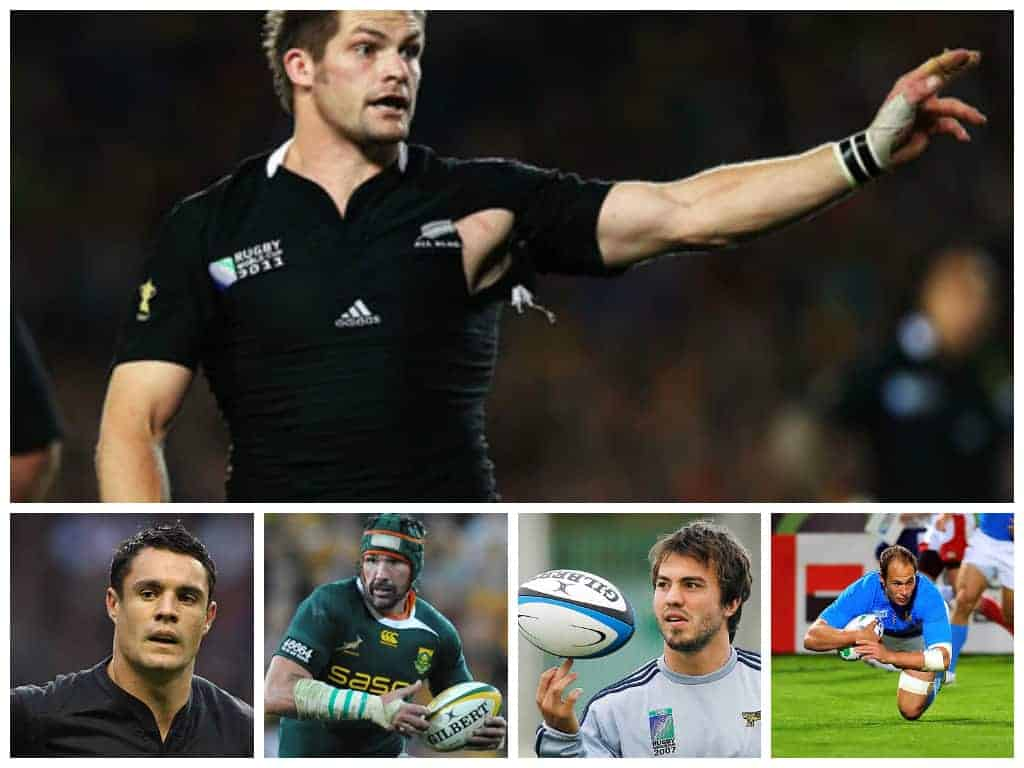 Top five current Rugby players of the world