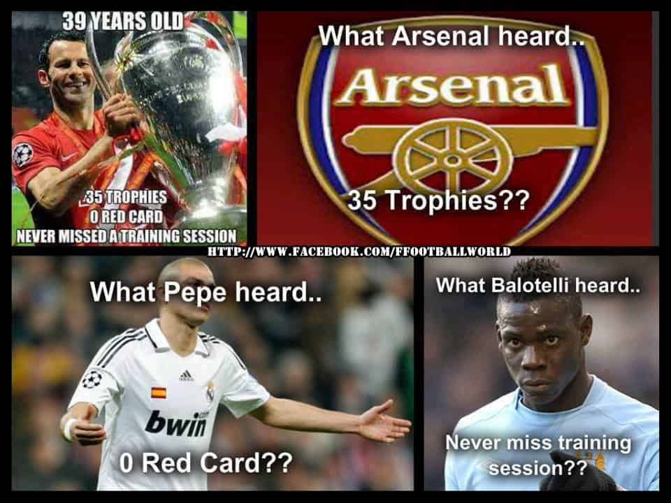 Interesting and Funny Facts About Football