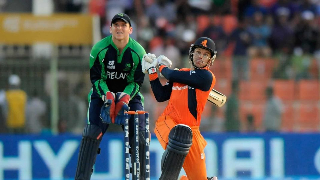 Netherlands clinches the spot in Super 10 by winning a thriller