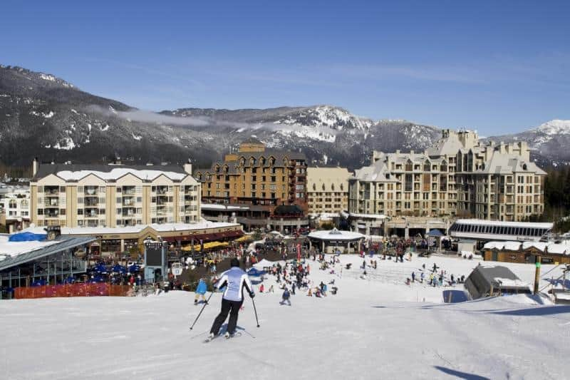 3. Whistler (British Columbia, Canada)