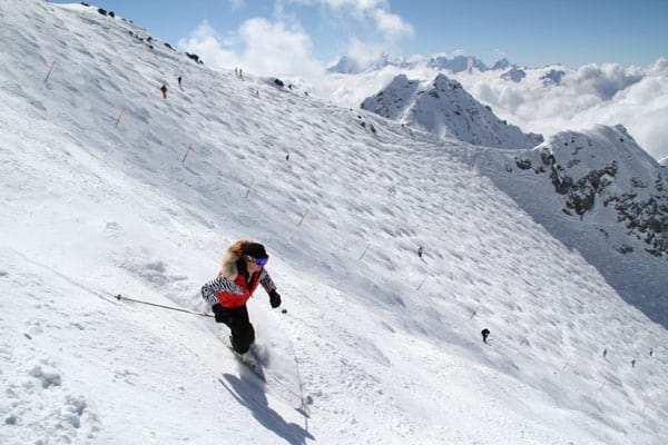 4. Verbier (Switzerland)