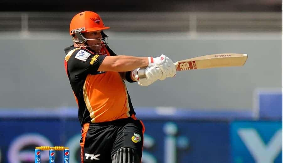 Finch Puts SRH On The Points Table