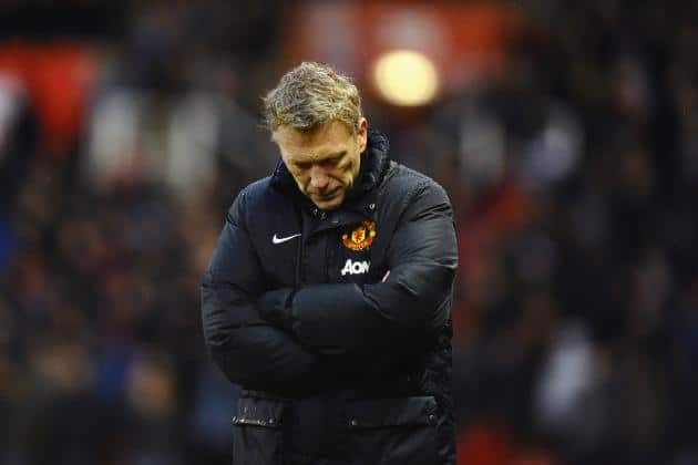 Here Are The Reasons Why David Moyes Was Sacked By Manchester United