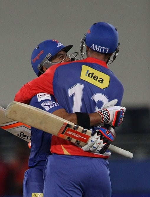 Karthik and Duminy end DD's drought