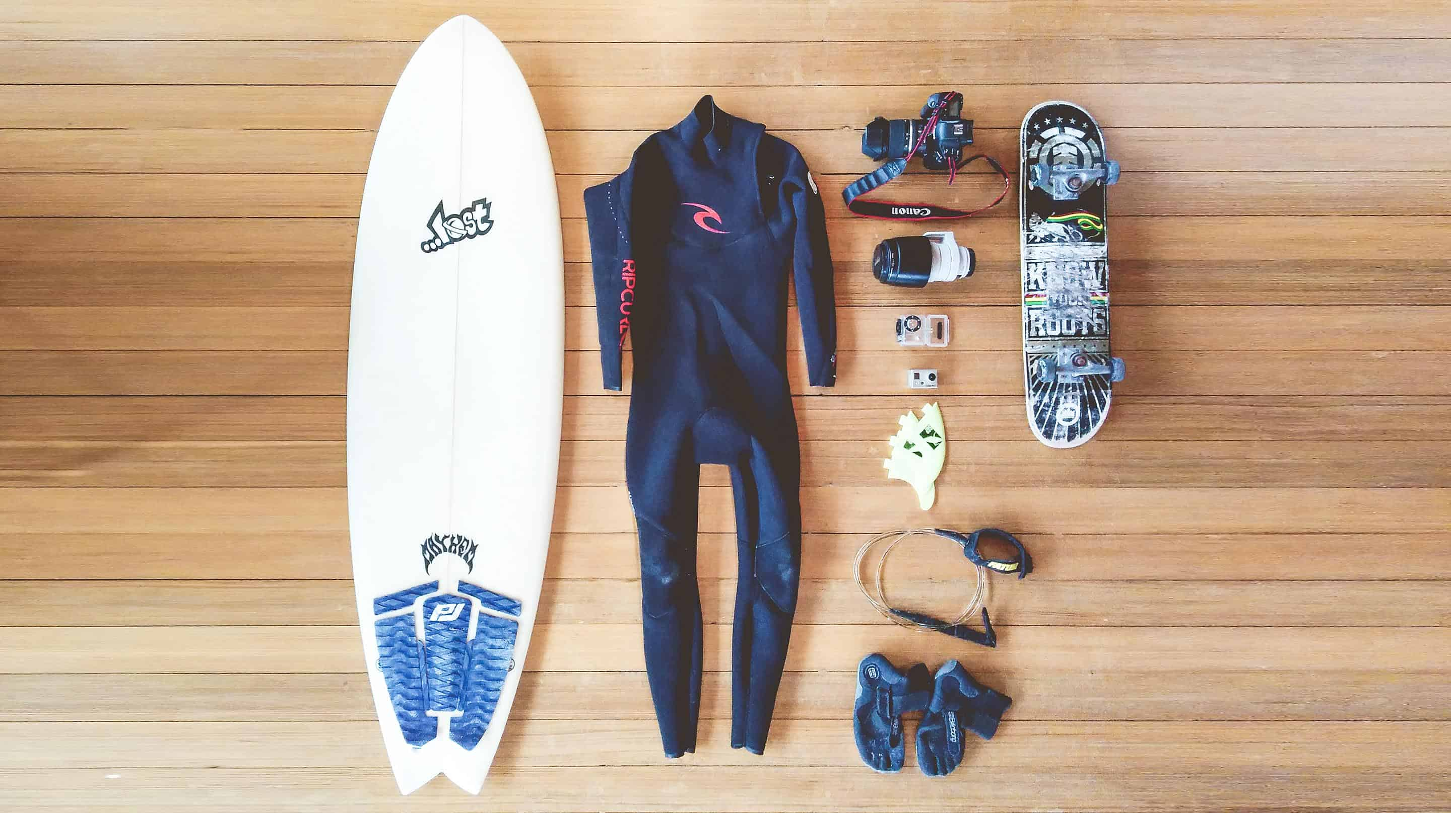 Everything you want to know about Surfing