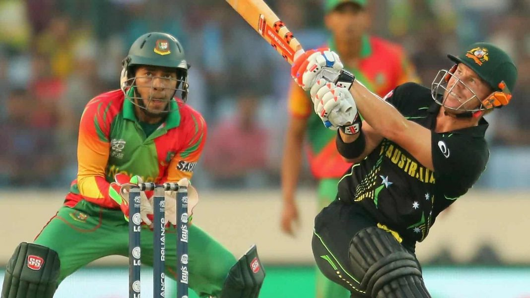 Australia eases past Bangladesh for a consolation win