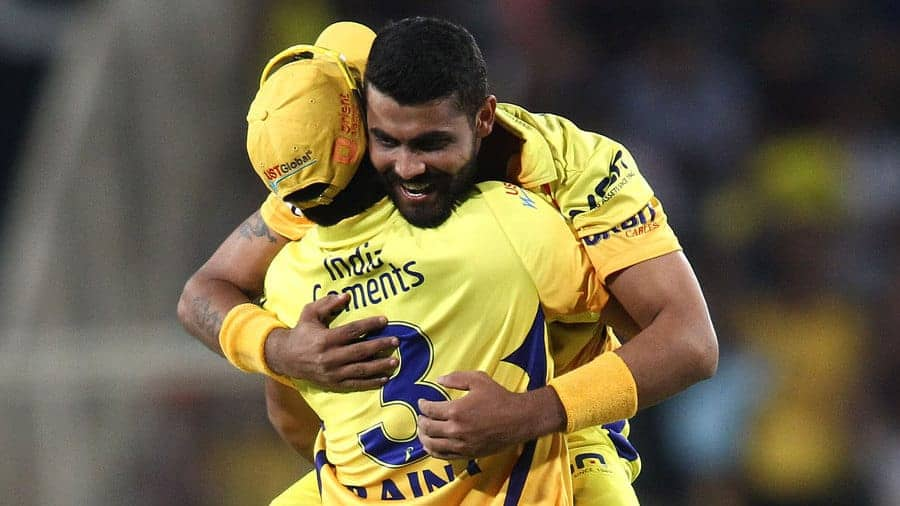 CSK Starts The Indian Leg With An Easy Win Over KKR