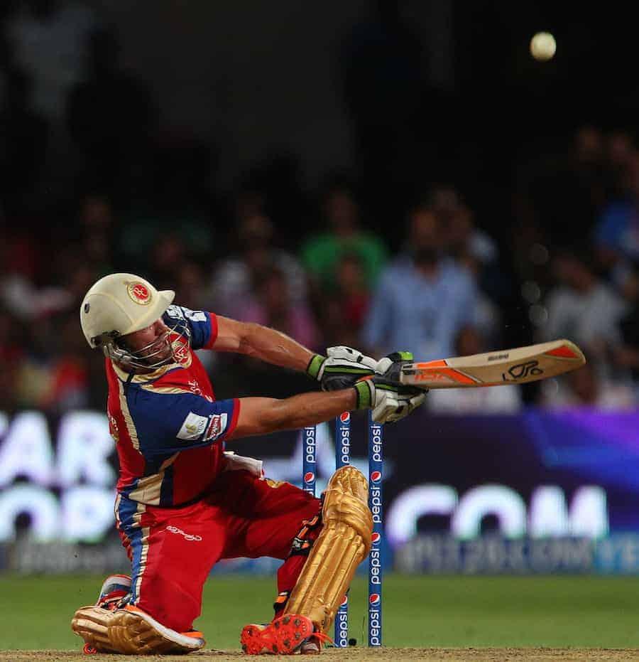 AB de Villiers Wins It For RCB