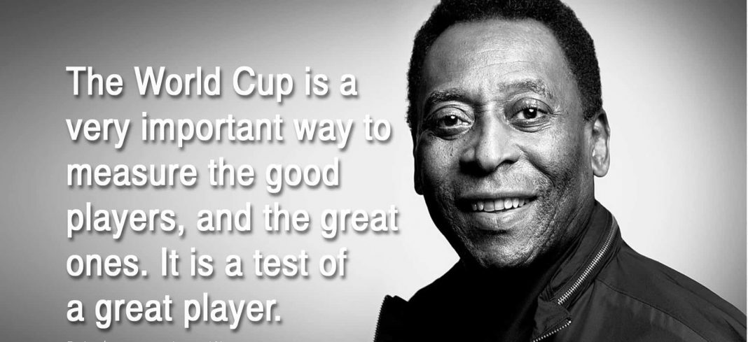 Some of the Interesting Football World Cup Quotes