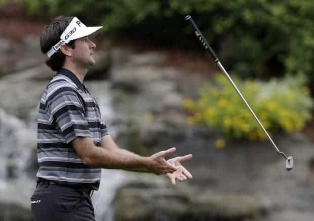 Bubba Watson Accepts His Mistakes at PGA Championship