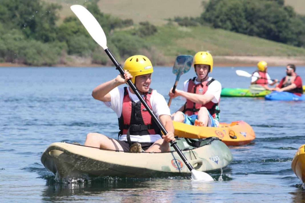 An Interesting Sport called Canoeing