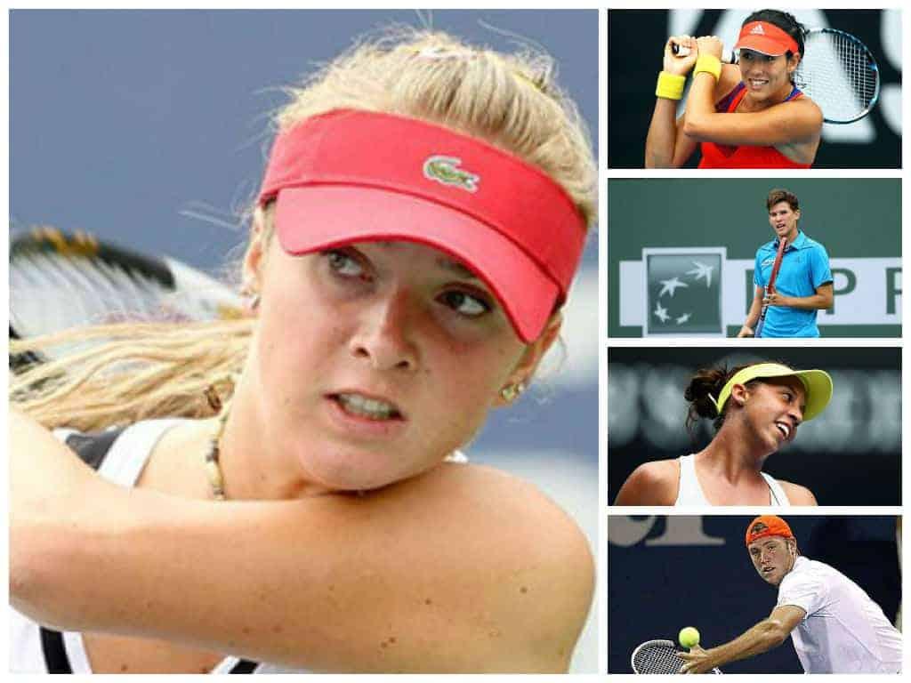 Meet 5 of the Gen Next Superstars of Tennis