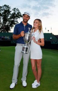 Is Paulina Gretzky responsible for Dustin Johnson's Pull Out?