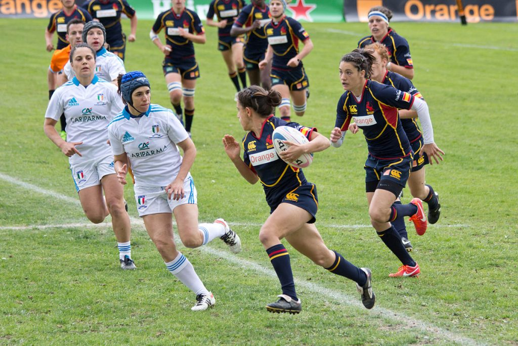 All You Want to Know about Women's Rugby Union