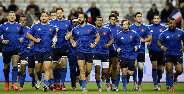 All about France National Rugby Union Team