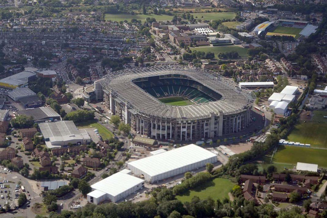 Twickenham – The Home of England Rugby Team