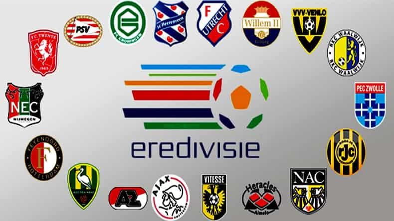 Dutch League Standing