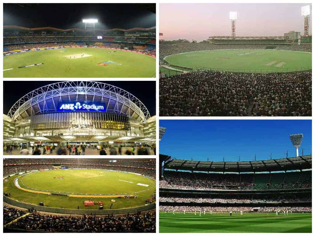 10 Biggest Cricket Stadiums In The World