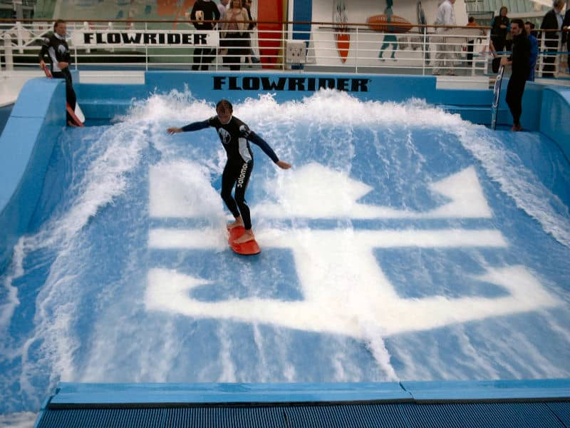 One of the Most Interesting Extreme Sport Flowriding