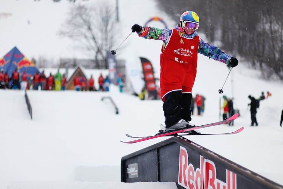 know about freeskiing