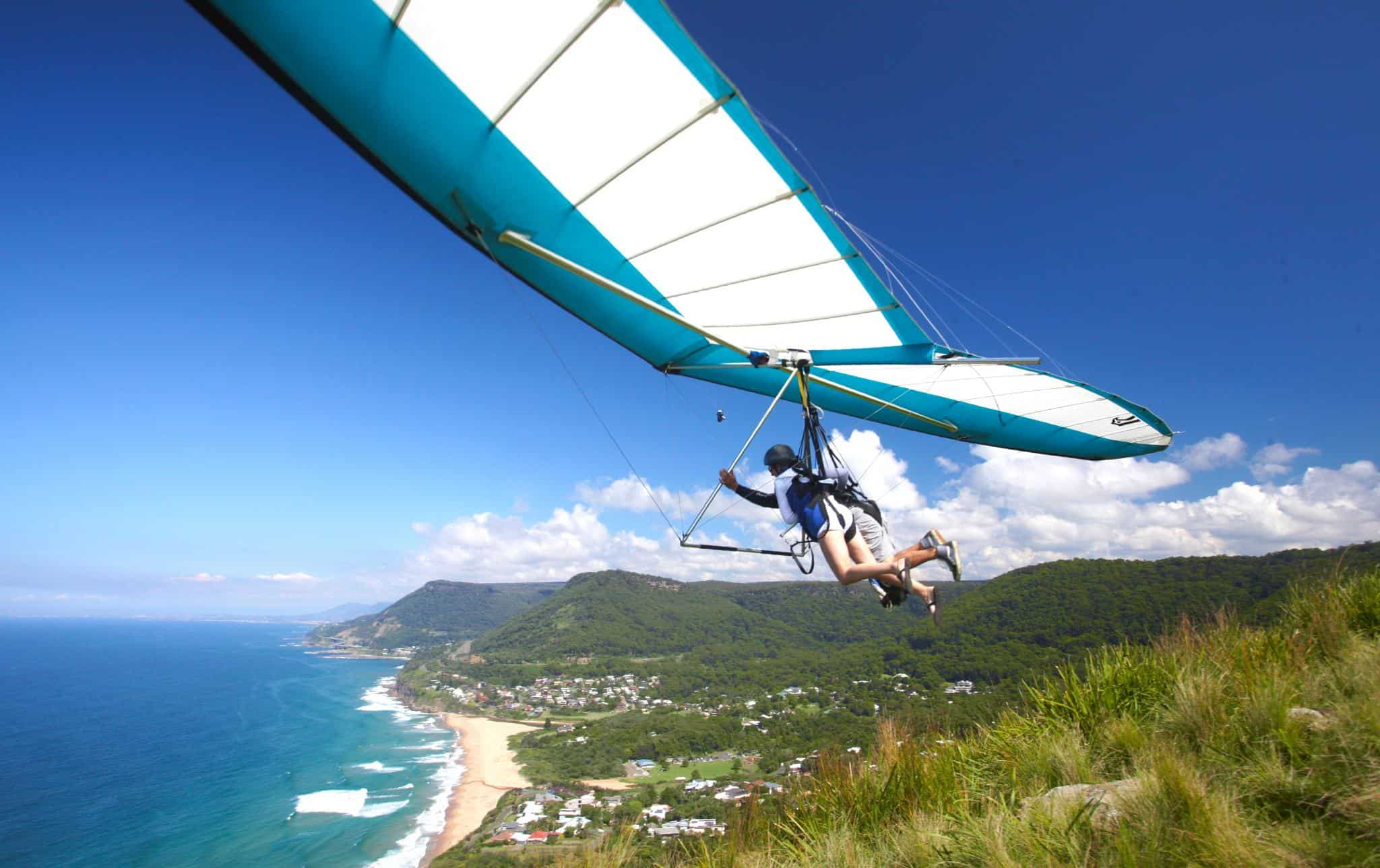 It's All about Hang Gliding