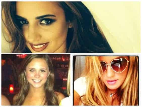 Know about Some of the Famous Golf WAGs (Part – I)