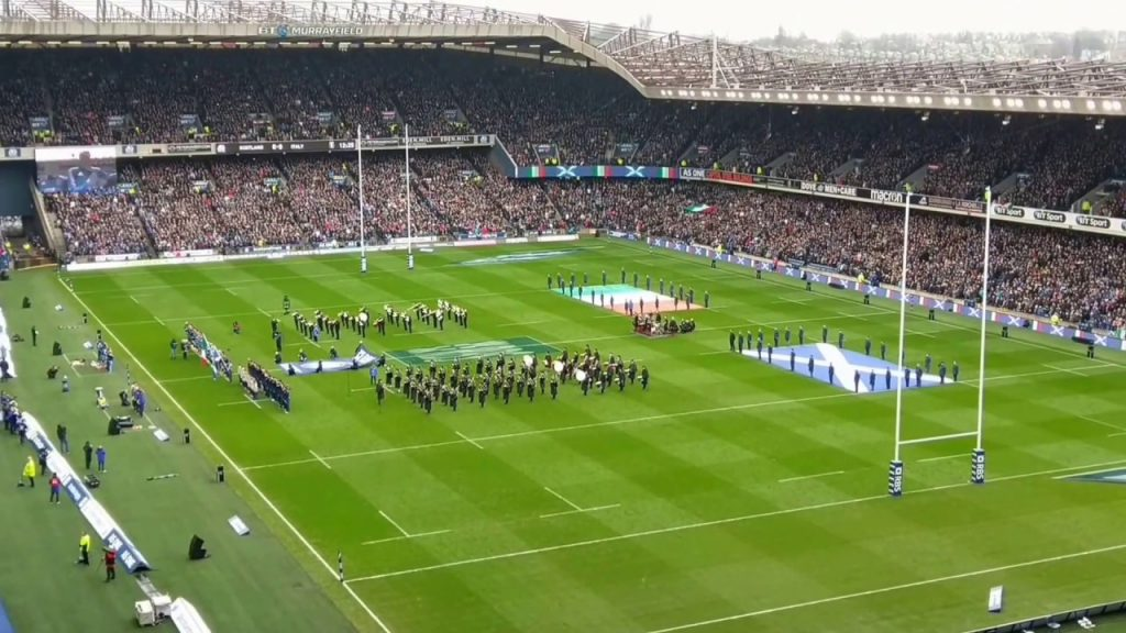 Murrayfield Stadium – The Home of Scottish Rugby Team