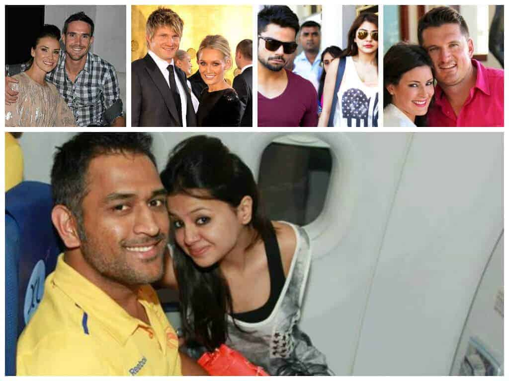 Top 5 Famous Cricket WAGs