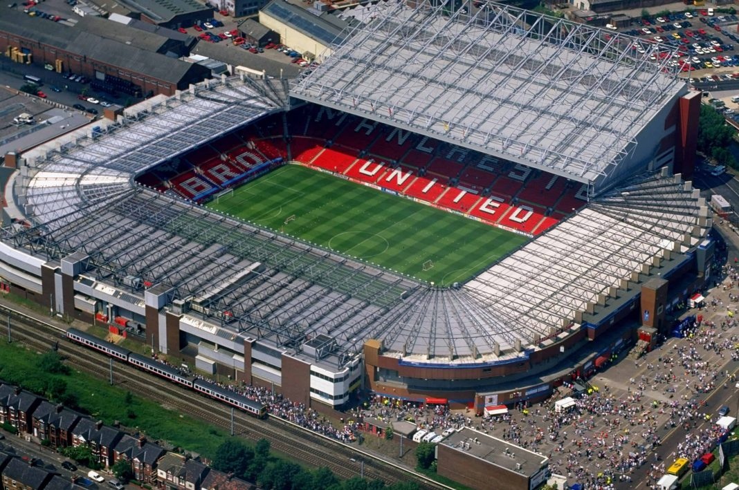 Old Trafford Football Stadium: The Home of Manchester United
