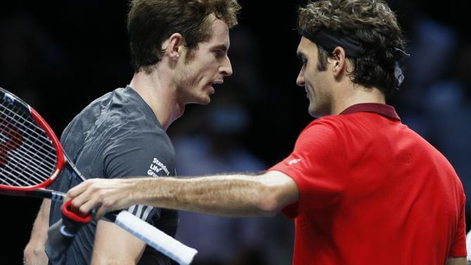 Federer Knocks out Murray out of ATP World Tour Finals