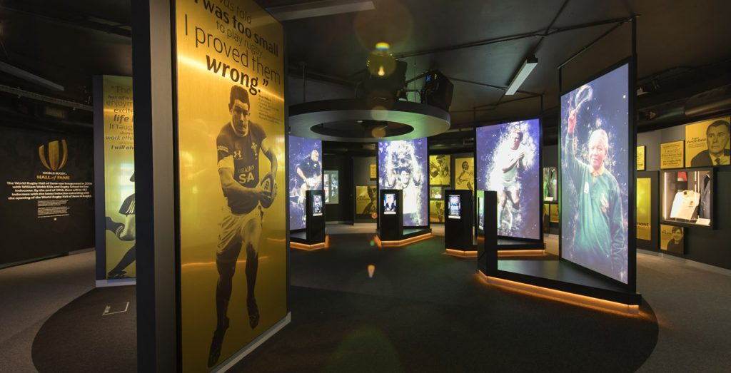 IRB Hall of Fame – A Tribute to Rugby Greats