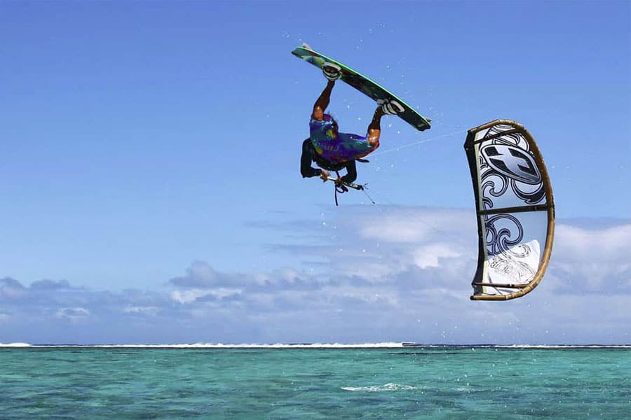 All You Want to Know about Kite Surfing