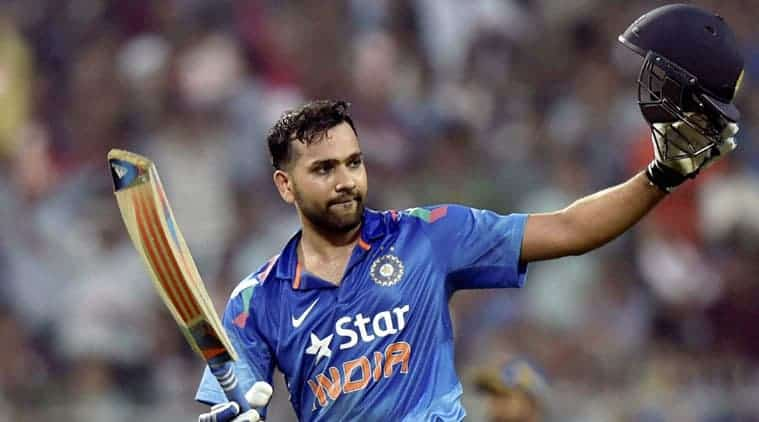 Rohit Sharma becomes the Only Batsman with Two ODI Double Hundreds