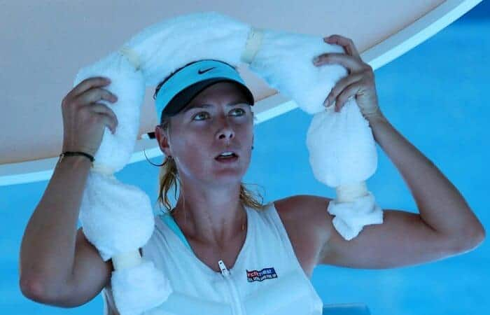 Changes in the Heat Policy of the Australian Open 2015
