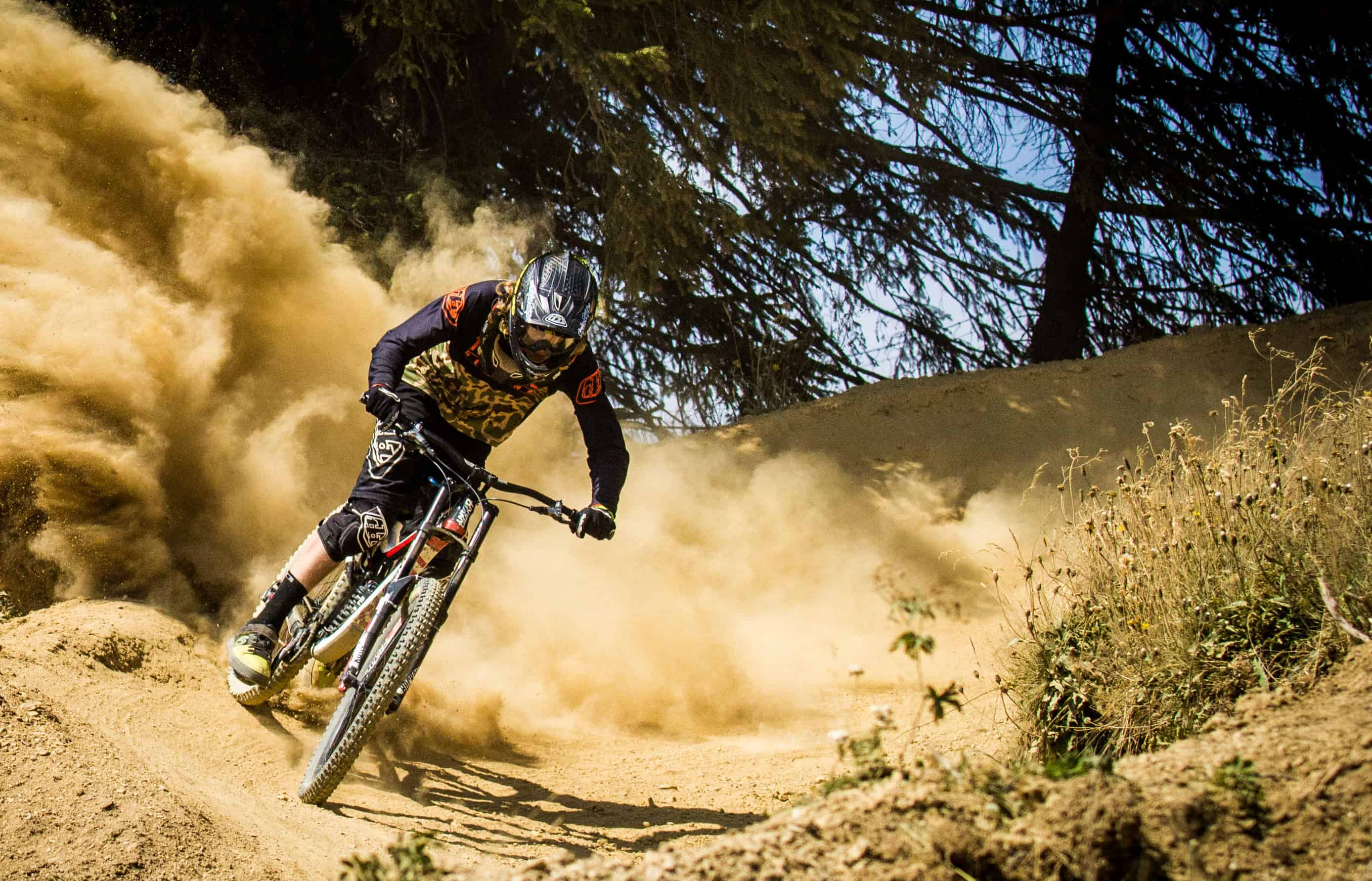 All You Want to Know about Mountain Biking