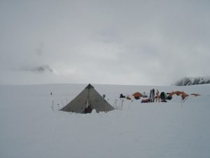 Mountaineering Shelters