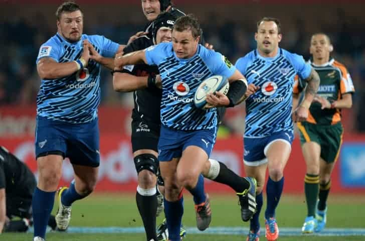 All about South African Rugby Union Team Vodacom Bulls