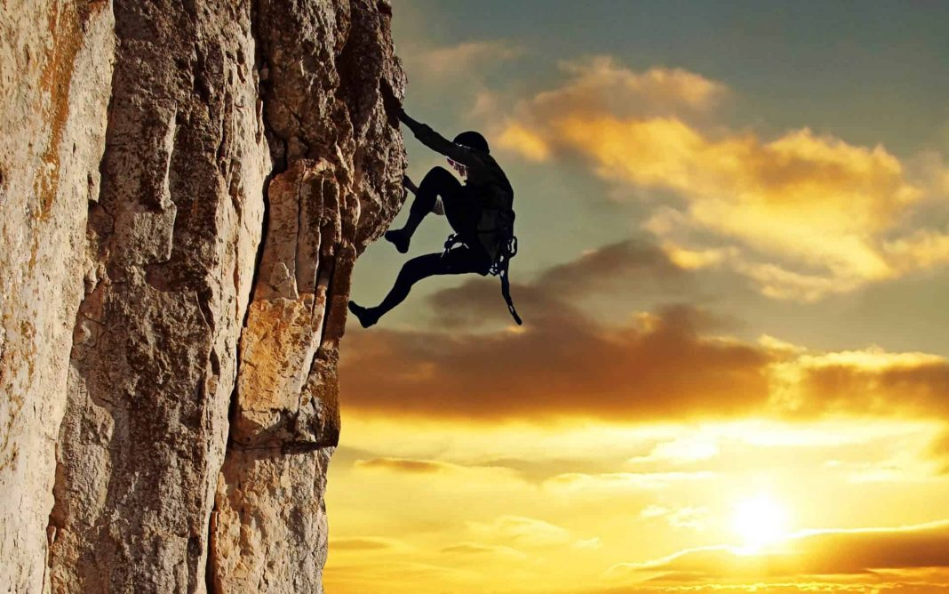 All you ever wanted to know about Rock Climbing