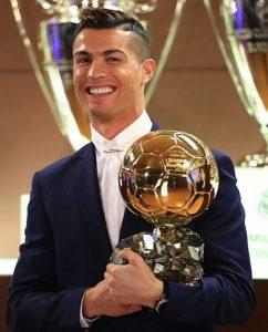 Player Profile – Cristiano Ronaldo