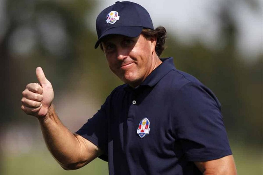 Player Profile – Phil Mickelson