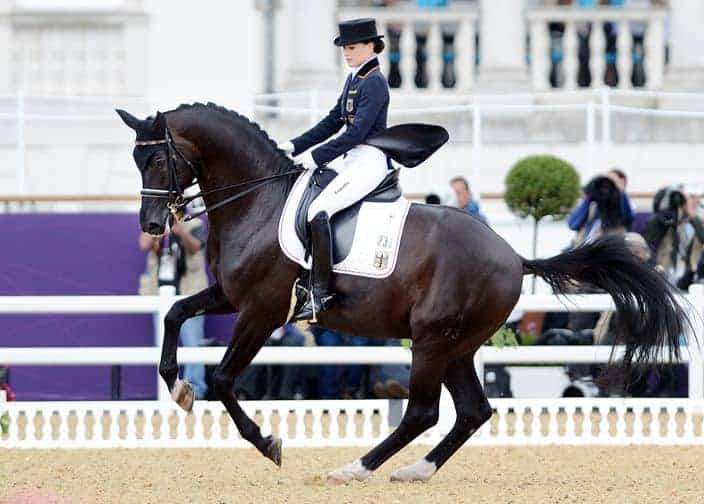 Dressage – the Equestrian Event