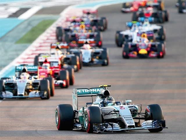 Meet the Formula One Constructors